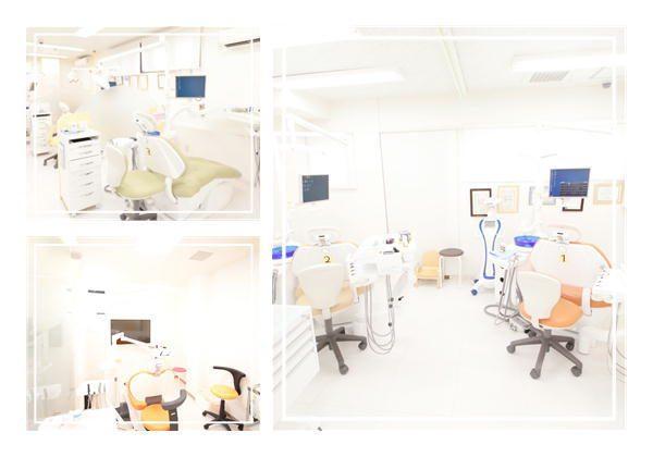 あきる野福生青梅昭島地域最大規模の歯医者