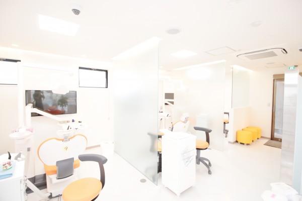 福生市南田園隣のあきる野市きらら歯科第二診療室