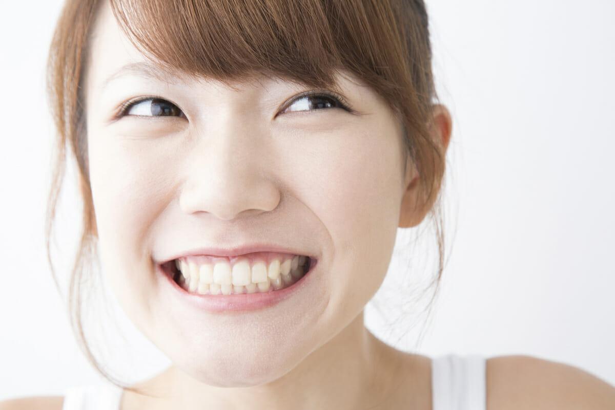 審美を考慮した歯科治療