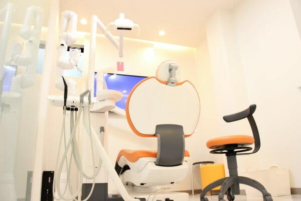 歯科用吸引装置設置