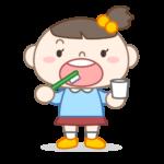 食後の歯磨きについて