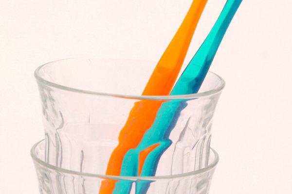 歯ブラシの圧力について